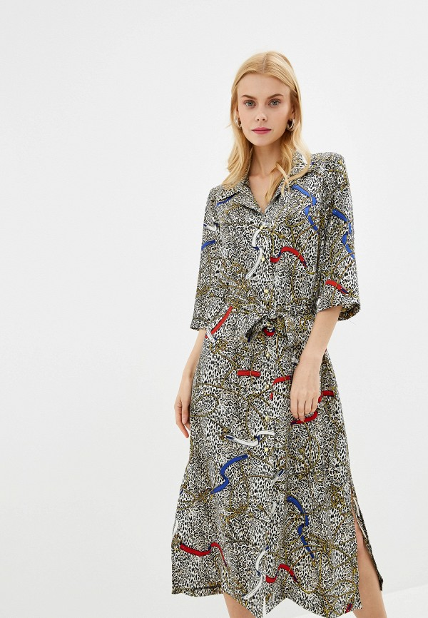Imocean | мультиколор Женское платье Imocean | Clouty