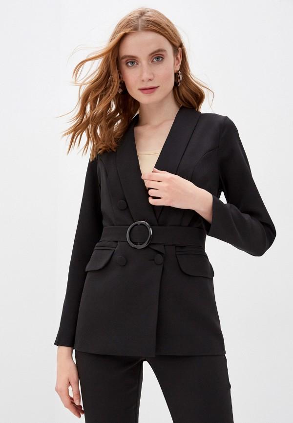 Imocean | Женский черный костюм Imocean | Clouty
