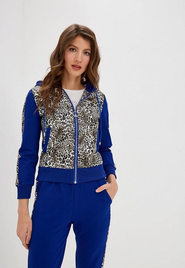 Indiano | Женский синий костюм спортивный Indiano | Clouty