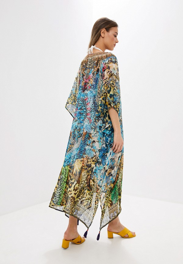 Indiano   мультиколор Летнее пляжное платье Indiano   Clouty