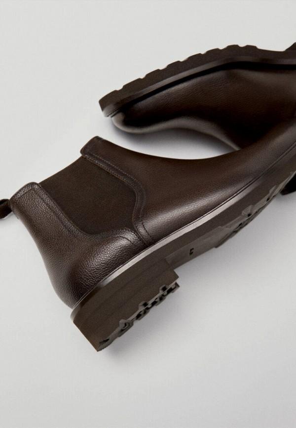 Massimo Dutti | коричневый Ботинки Massimo Dutti | Clouty