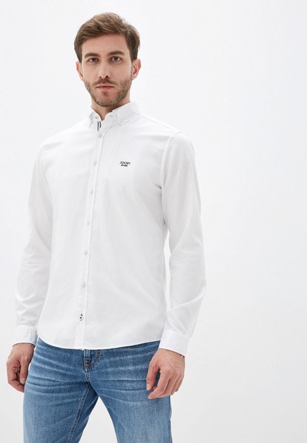 Joop! | белый Мужская белая рубашка Joop! | Clouty
