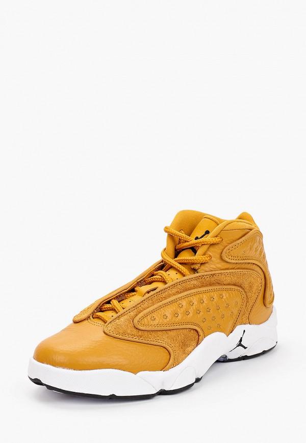 Jordan | коричневый Кроссовки Jordan | Clouty