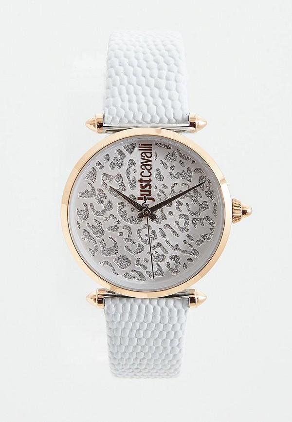 JUST CAVALLI | белый Женские белые часы JUST CAVALLI | Clouty