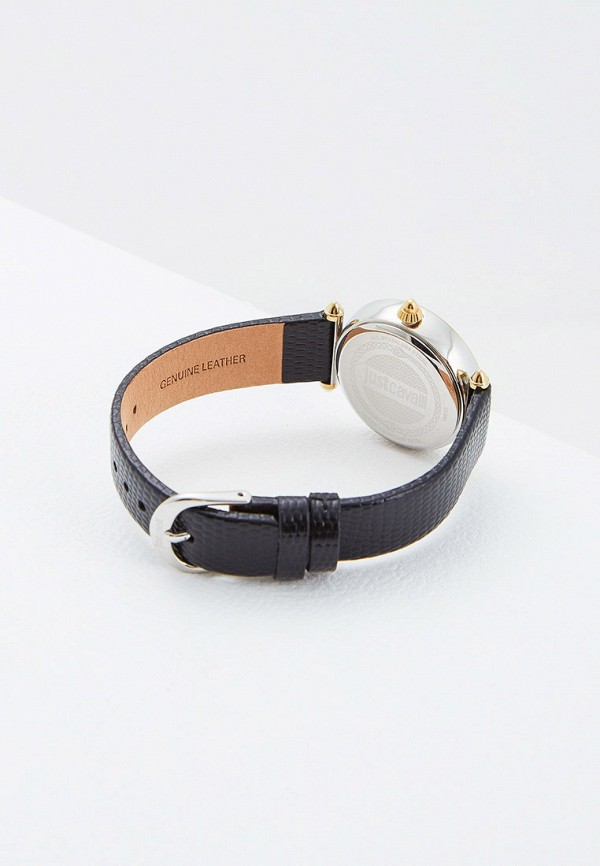 JUST CAVALLI | черный Часы Just Cavalli | Clouty