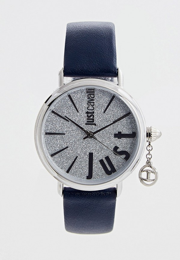 JUST CAVALLI | синий Часы и браслет Just Cavalli | Clouty