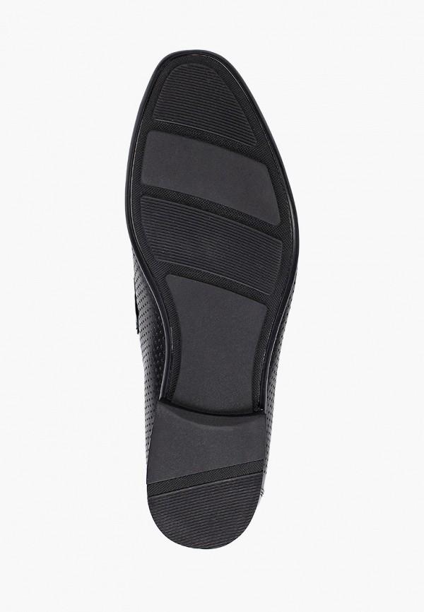 Just Couture | черный Мужские черные лоферы Just Couture искусственный материал | Clouty