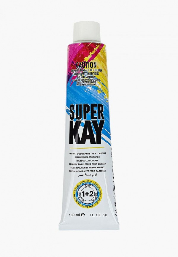 Kaypro | белый Белая краска для волос Kaypro | Clouty