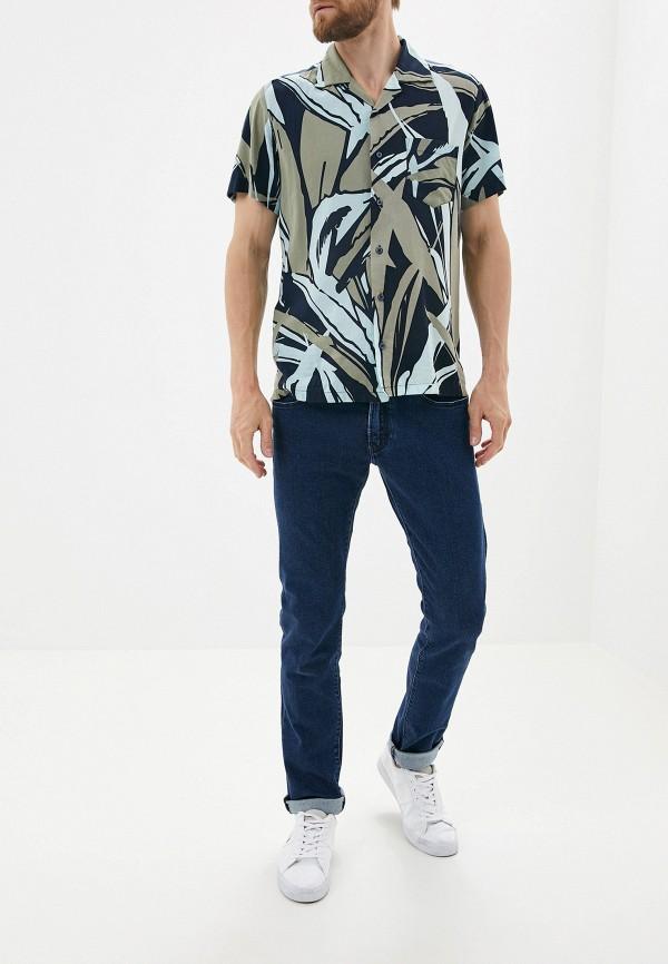 Karl Lagerfeld Denim   синий Мужские синие джинсы Karl Lagerfeld Denim   Clouty