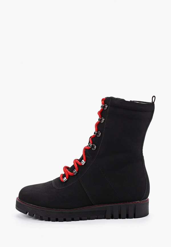 Keddo | черный Зимние черные ботинки Keddo термоэластопласт для девочек | Clouty