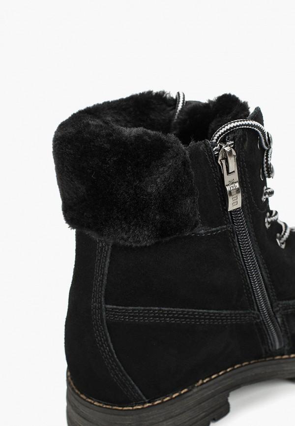 Keddo | черный Зимние черные ботинки Keddo искусственный материал для младенцев | Clouty