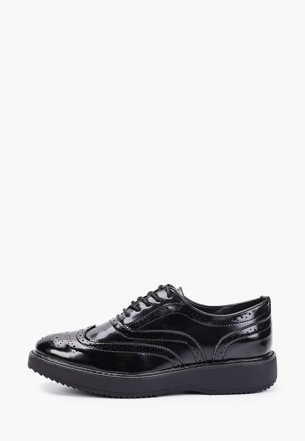 Keddo | черный Женские черные ботинки Keddo термоэластопласт | Clouty