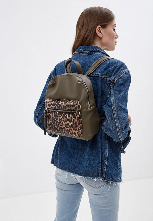 Keddo | Женский зеленый рюкзак Keddo | Clouty