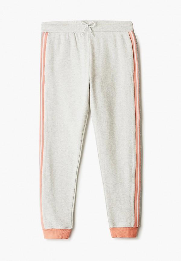KENZO | серый Серые спортивные брюки KENZO для девочек | Clouty