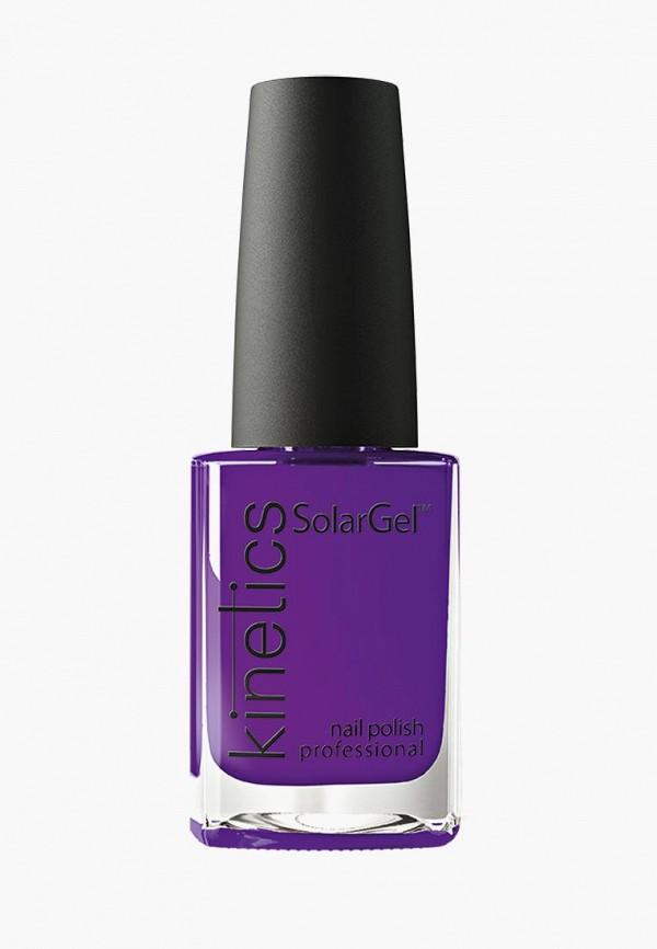 Kinetics | Женский фиолетовый лак для ногтей Kinetics | Clouty