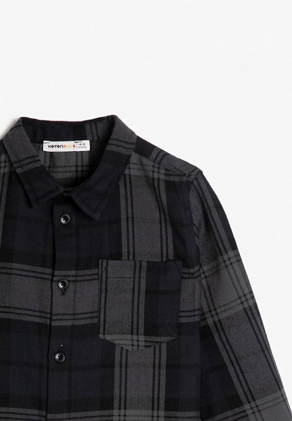 Koton | серый Серая рубашка Koton для мальчиков | Clouty