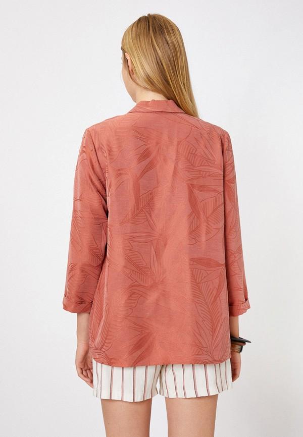 Koton | Женский розовый жакет Koton | Clouty