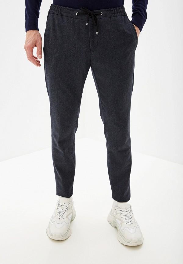 Pal Zileri | синий Мужские синие брюки Pal Zileri | Clouty