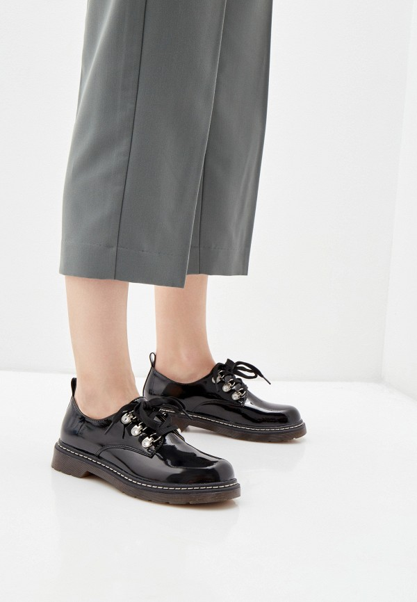 La Bottine Souriante | черный Женские черные ботинки La Bottine Souriante искусственный материал | Clouty