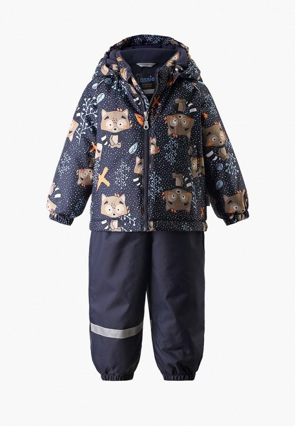 Lassie | Зимний синий утепленный костюм Lassie для мальчиков | Clouty