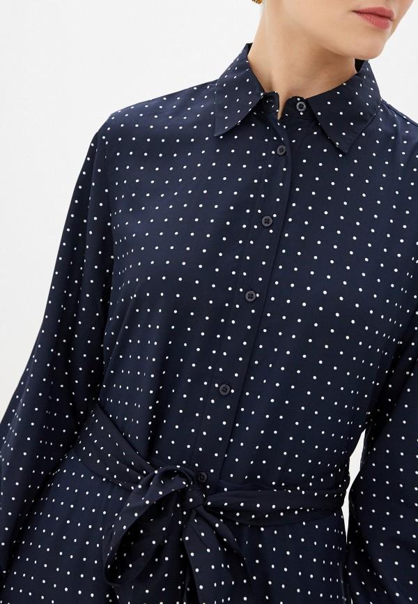 Lauren Ralph Lauren | синий Женское синее платье Lauren Ralph Lauren | Clouty