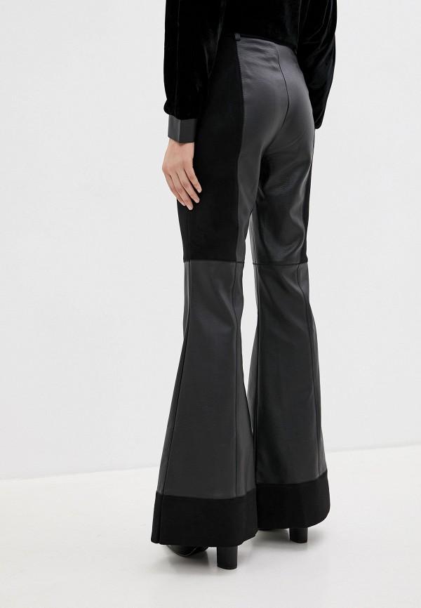 Lanca Perfume | черный Женские черные брюки Lanca Perfume | Clouty