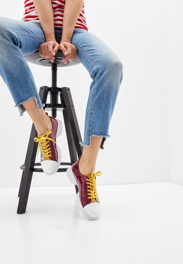 Larossa | мультиколор Женские ботинки Larossa резина | Clouty