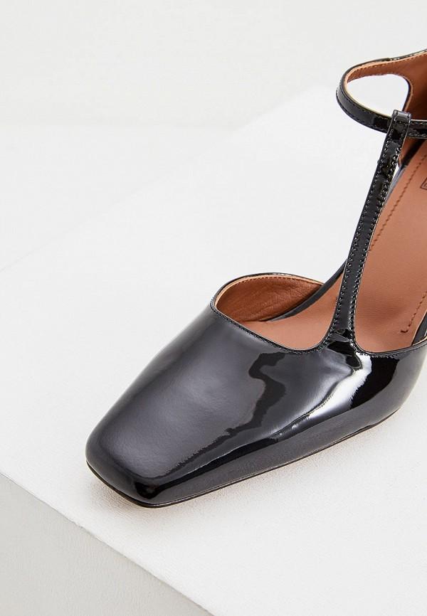 L'Autre Chose | черный Черные туфли L'Autre Chose натуральная кожа | Clouty