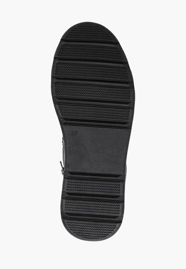 Лель | серый Серые ботинки Лель резина для мальчиков | Clouty