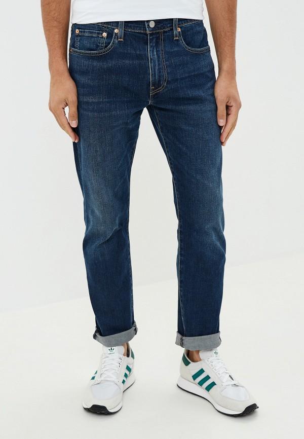 Levi's   синий Мужские синие джинсы Levi's   Clouty