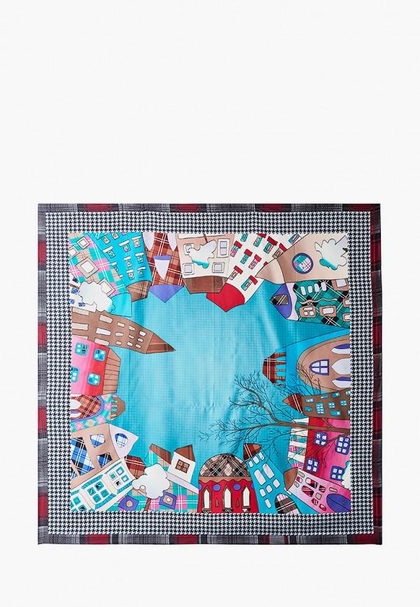 Leo Ventoni | Бирюзовый платок Leo Ventoni | Clouty