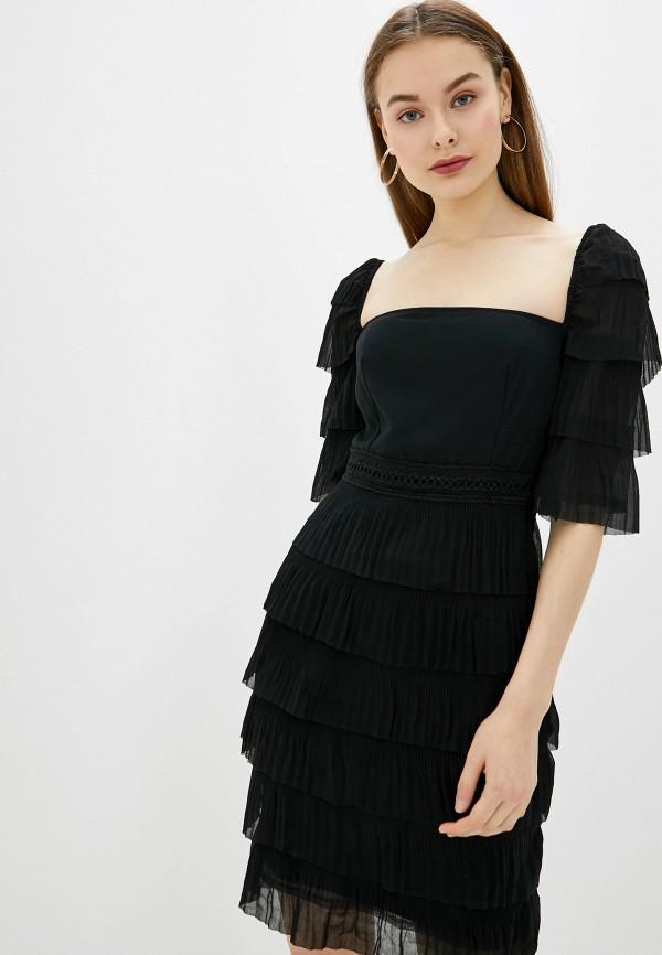 Little Mistress | черный Платье Little Mistress | Clouty
