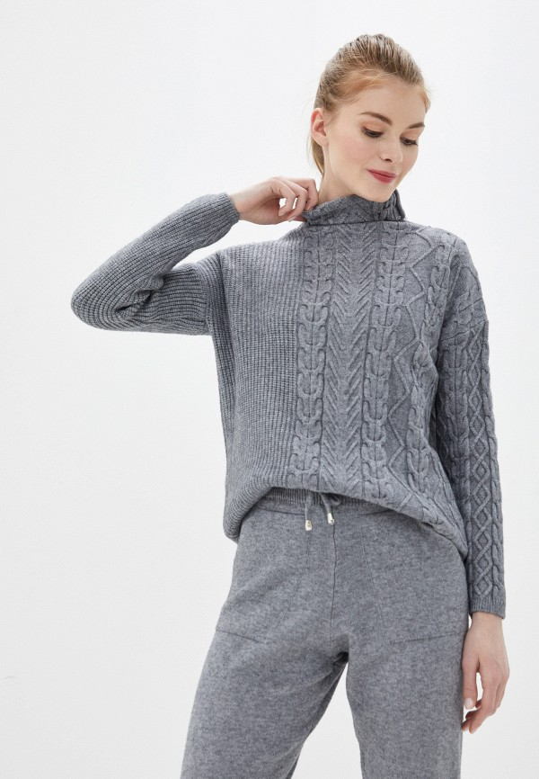 Liana   Женский серый костюм Liana   Clouty