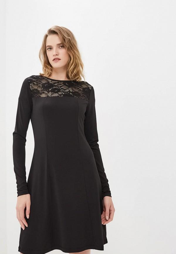 Liu•Jo | черный Женское черное платье Liu•Jo | Clouty