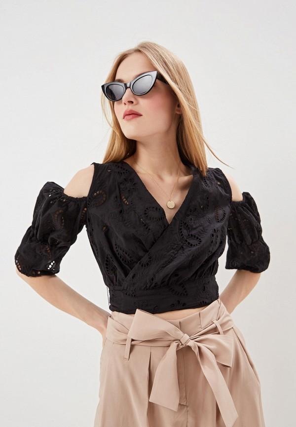Liu•Jo   черный Женская черная блуза Liu•Jo   Clouty