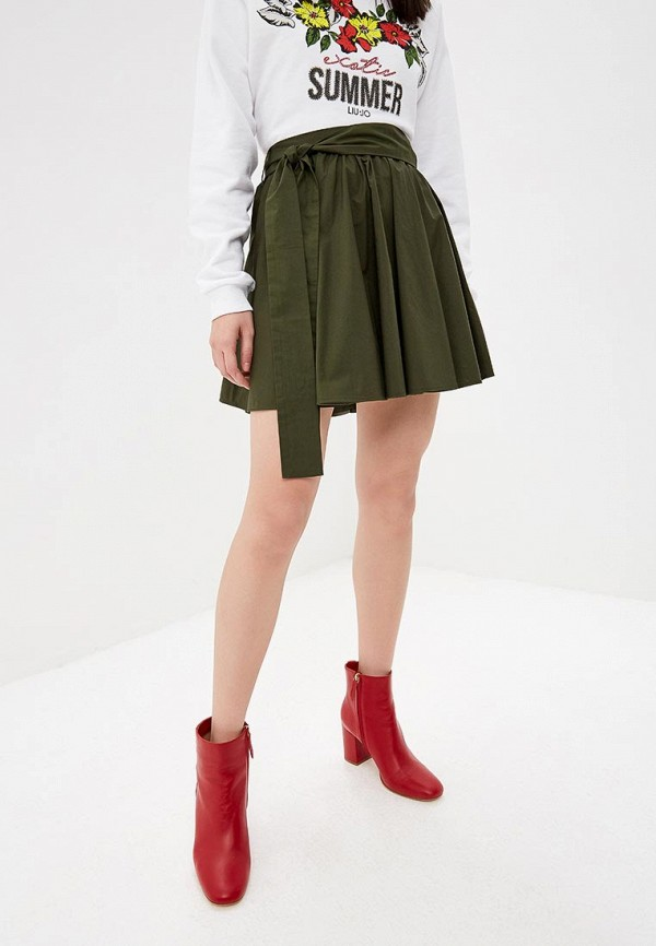Liu•Jo | хаки Женская юбка Liu•Jo | Clouty