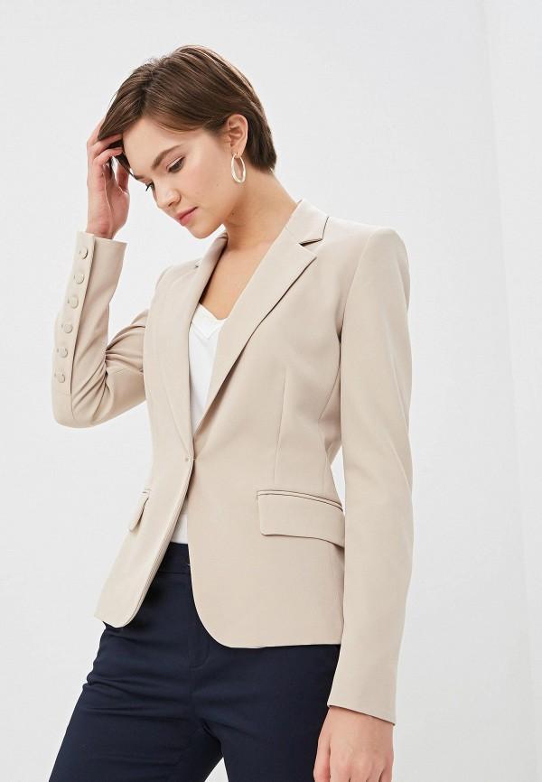 Liu•Jo | Женский бежевый пиджак Liu•Jo | Clouty