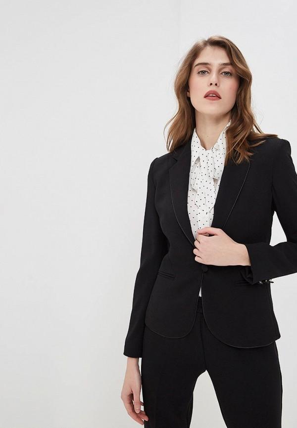 Liu•Jo | Женский черный пиджак Liu•Jo | Clouty