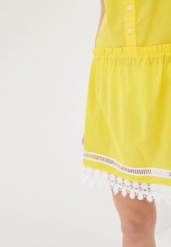 Liu•Jo | желтый Летнее желтое пляжное платье Liu•Jo | Clouty