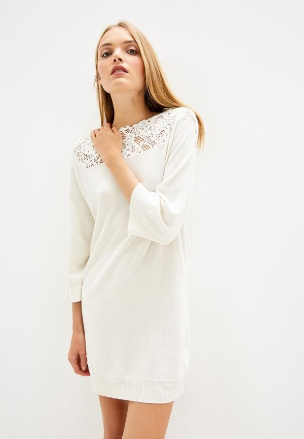 Liu•Jo | белый Зимнее белое платье Liu•Jo | Clouty
