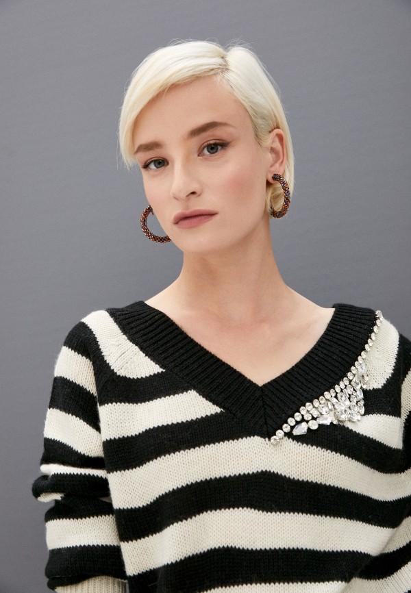 Liu•Jo   разноцветный Пуловер Liu Jo   Clouty