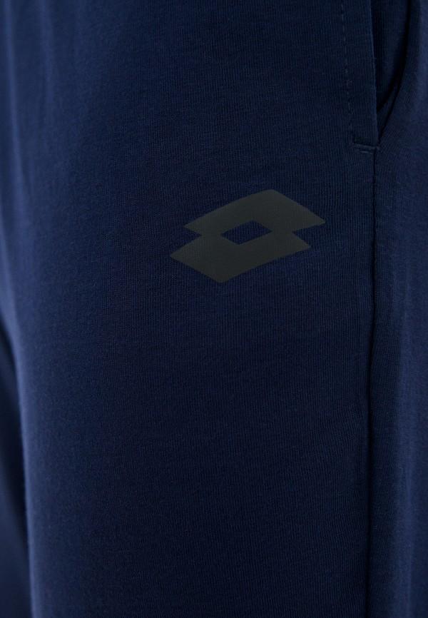 Lotto | синий Мужские синие спортивные брюки Lotto | Clouty