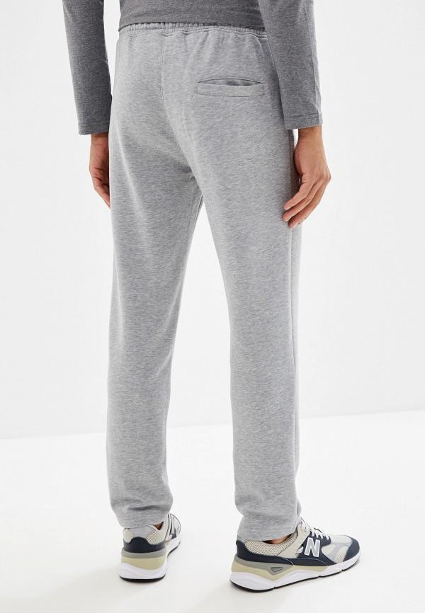 Lonsdale | серый Мужские серые спортивные брюки Lonsdale | Clouty
