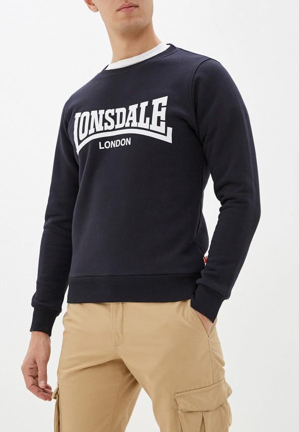 lonsdale свитшот мужской