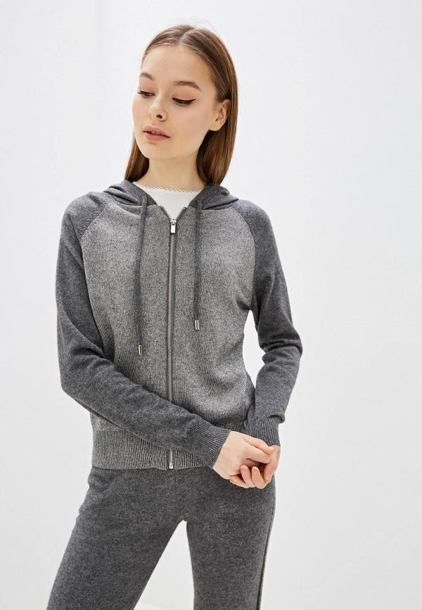 Lusio | Женский серый костюм Lusio | Clouty