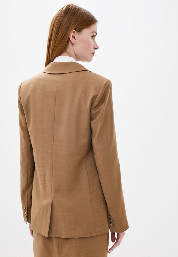 Lusio   Женский коричневый пиджак Lusio   Clouty