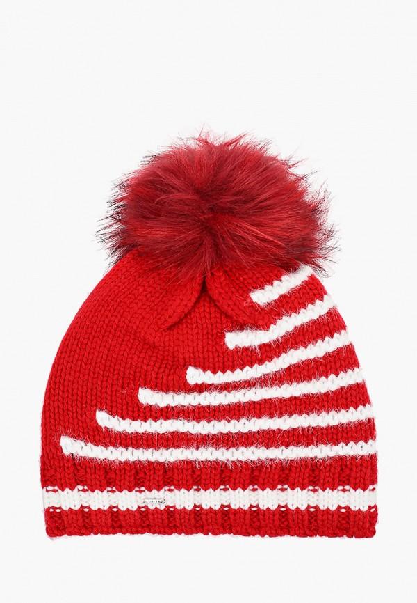 Luhta | красный Женская зимняя красная шапка Luhta | Clouty