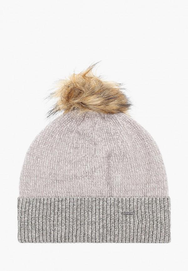 Luhta | серый Женская зимняя серая шапка Luhta | Clouty
