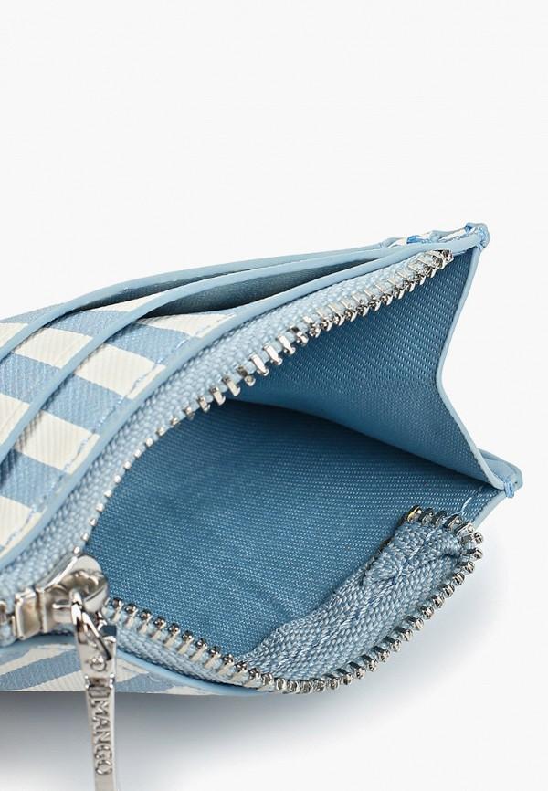MANGO | Женский голубой кошелек MANGO | Clouty