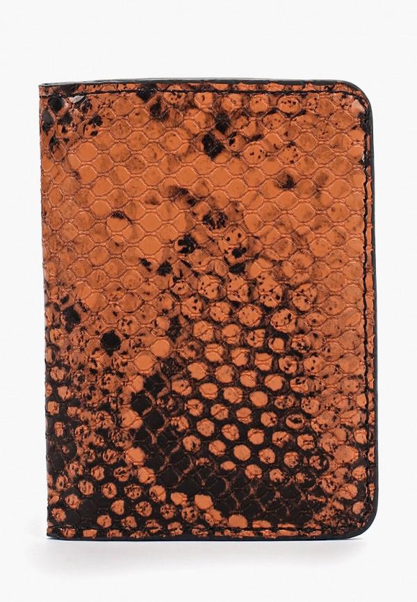 MANGO   коричневый Женская коричневая визитница MANGO   Clouty